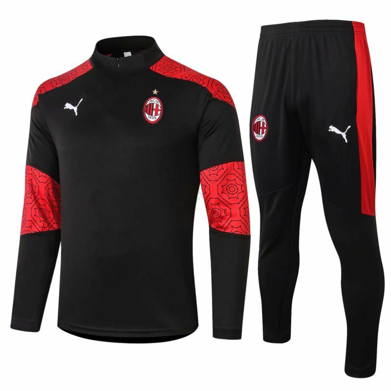 AC Milan melegítő szett 2020-2021 (felső+alsó) - Férfi