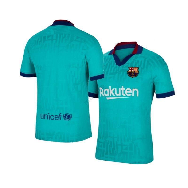Barcelona 3. számú rövid ujjú 2019-2020 mez - Férfi