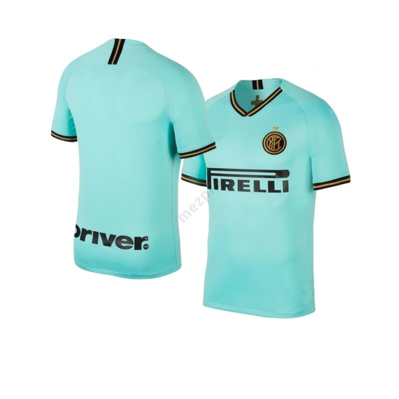 Inter vendég rövid ujjú 2019-2020 mez - Férfi